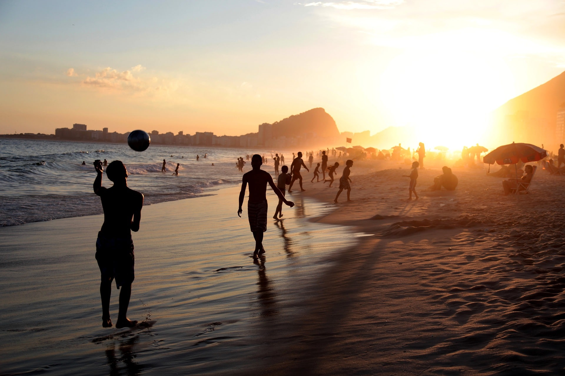 Profifussball Brasilien